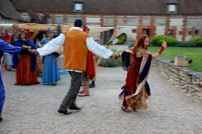 Soirée médiéval