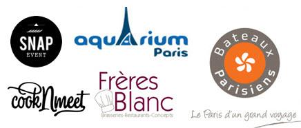 Organisateurs d'événement paris