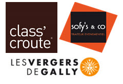 Class croute Sofy's & Co, les vergers de gally exposants au carrefour des assistantes 2014