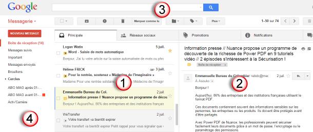0-Gmail lire decider classer ou detruire