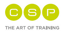 csp the art of training LOGO