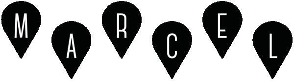 logo MARCEL cab paris