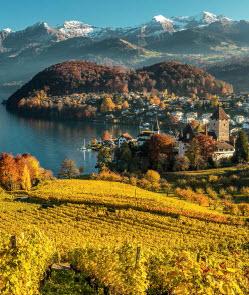 La suisse une destination inspirante