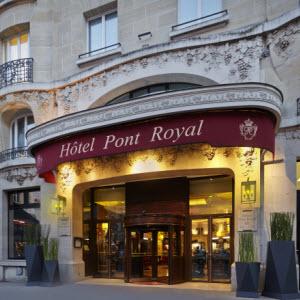 _3_Hotel Pont Royal_Paris_Maranatha
