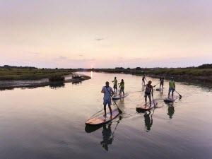 connexion nature paddle marais