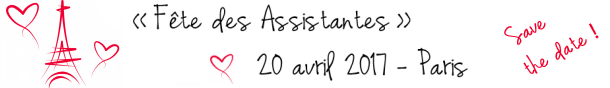 _Save the date Fete des Assistantes 20 avril 2017