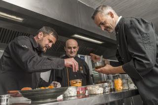 Calixir 3- En cuisine - calixir paris recevoir au bureau