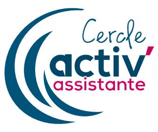 Logo Cercle Activ'Assistante