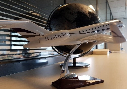 HighProfile avion