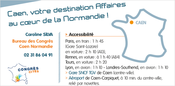 Caen destination affaires ACCES