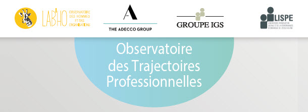Observatoire des transitions professionnelles 2e edition ADECOO IGS-