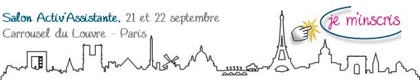 salon activ assistante 21 et 22 septembre 2017 carrousel du louvre paris