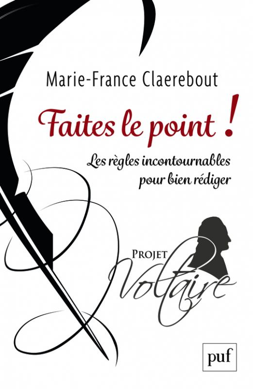 Faites le point - Marie-France Claerebout