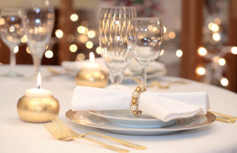 Menu de fete et menu prestige Trianon Palace 2017