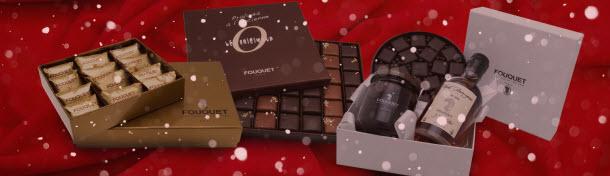 Decouvrez les chocolats et confiseries de la maison Fouquet