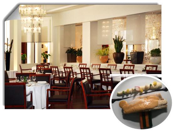 RESTAURANT ORAVI overgreen laurel hotel paris