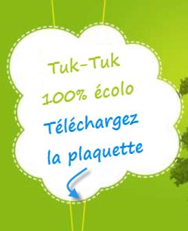 Tuk Tuk team building telecharger la plaquette
